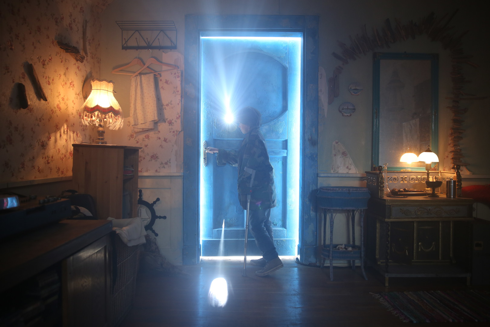 Behind The Blue Door is a touching film that takes on delicate subjects and leaves the viewer pondering afterward. I found myself wanting to go back and ... & Behind The Blue Door u2013 The Utah Film Festival and Awards